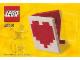 Instruction No: 40015  Name: Heart Book polybag