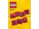 Instruction No: 40016  Name: Valentine Letter Set polybag