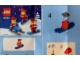 Instruction No: 40022  Name: Mini Santa Set polybag