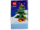 Instruction No: 40024  Name: Christmas Tree polybag