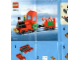 Instruction No: 40034  Name: Christmas Train polybag