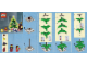 Instruction No: 40058  Name: Decorating the Tree polybag
