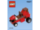 Instruction No: 40071  Name: Monthly Mini Model Build Set - 2013 11 November, Lawnmower/Tractor polybag