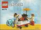 Instruction No: 40078  Name: Hot Dog Cart polybag