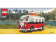 Instruction No: 40079  Name: Mini Volkswagen T1 Camper Van (VW Bus) polybag