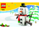 Instruction No: 40093  Name: Snowman