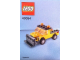 Instruction No: 40094  Name: Monthly Mini Model Build Set - 2014 01 January, Snowplow polybag