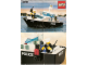 Instruction No: 4010  Name: Police Rescue Boat