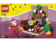 Instruction No: 40125  Name: Santa's Visit