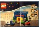 Instruction No: 40144  Name: Toys 'R' Us Store - Bricktober 2015