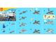 Instruction No: 40146  Name: Lufthansa Plane polybag