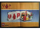 Instruction No: 40178  Name: Iconic VIP Set polybag