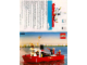 Instruction No: 4020  Name: Fire Fighting Boat