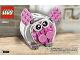 Instruction No: 40251  Name: Mini Piggy Bank