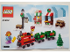 Instruction No: 40262  Name: Christmas Train Ride