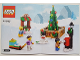 Instruction No: 40263  Name: Christmas Town Square