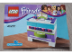Instruction No: 40266  Name: Storage Box, Friends, Buildable