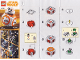 Instruction No: 40288  Name: BB-8 - Mini polybag