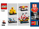 Instruction No: 40290  Name: 60 Years of the LEGO Brick