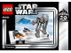 Instruction No: 40333  Name: Battle of Hoth - 20th Anniversary Edition