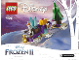 Instruction No: 40361  Name: Olaf's Traveling Sleigh