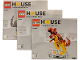 Instruction No: 40366  Name: LEGO House Dinosaurs