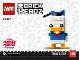 Instruction No: 40377  Name: Donald Duck