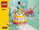 Instruction No: 40382  Name: Birthday Set