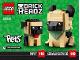 Instruction No: 40440  Name: Puppy & German Shepherd