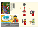 Instruction No: 40472  Name: Monkie Kid's RC Race blister pack