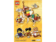 Instruction No: 40474  Name: Build your own Monkey King polybag