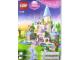 Instruction No: 41055  Name: Cinderella's Romantic Castle