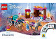 Instruction No: 41166  Name: Elsa's Wagon Adventure