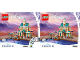 Instruction No: 41167  Name: Arendelle Castle Village