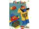 Instruction No: 4134  Name: Large FreeStyle Bucket #1