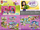 Instruction No: 41407  Name: Olivia's Shopping Play Cube