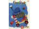 Instruction No: 4143  Name: FreeStyle Building Set #5
