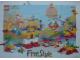 Instruction No: 4150  Name: FreeStyle Building Set