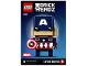 Instruction No: 41589  Name: Captain America