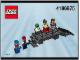 Instruction No: 4186875  Name: 9V Platform and Mini-figures