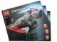 Instruction No: 42000  Name: Grand Prix Racer