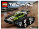 Instruction No: 42065  Name: RC Tracked Racer