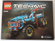 Instruction No: 42070  Name: 6x6 All Terrain Tow Truck