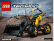 Instruction No: 42081  Name: Volvo Concept Wheel Loader ZEUX