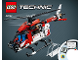 Instruction No: 42092  Name: Rescue Helicopter