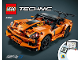 Instruction No: 42093  Name: Chevrolet Corvette ZR1