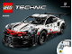 Instruction No: 42096  Name: Porsche 911 RSR