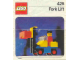 Instruction No: 425  Name: Fork Lift
