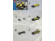 Instruction No: 4308  Name: Yellow Racer polybag
