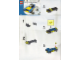 Instruction No: 4309  Name: Blue Racer polybag